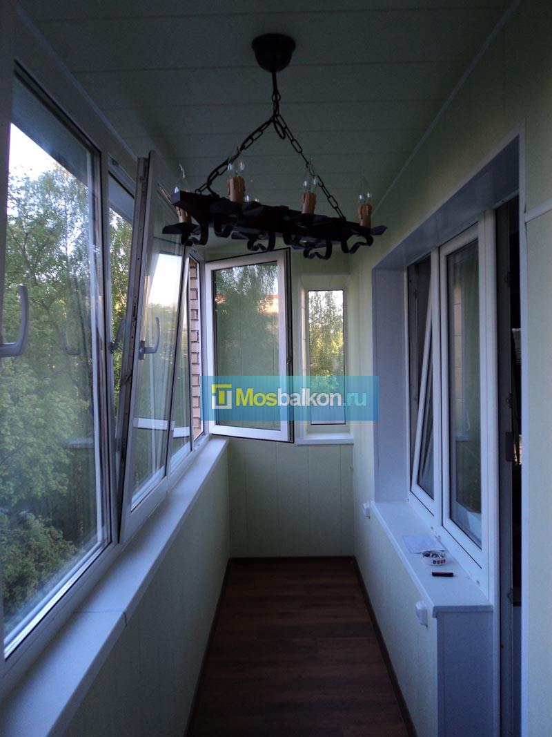 Балкон под ключ 2