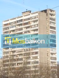 Дом серии ii - 68 мосбалкон.ру.