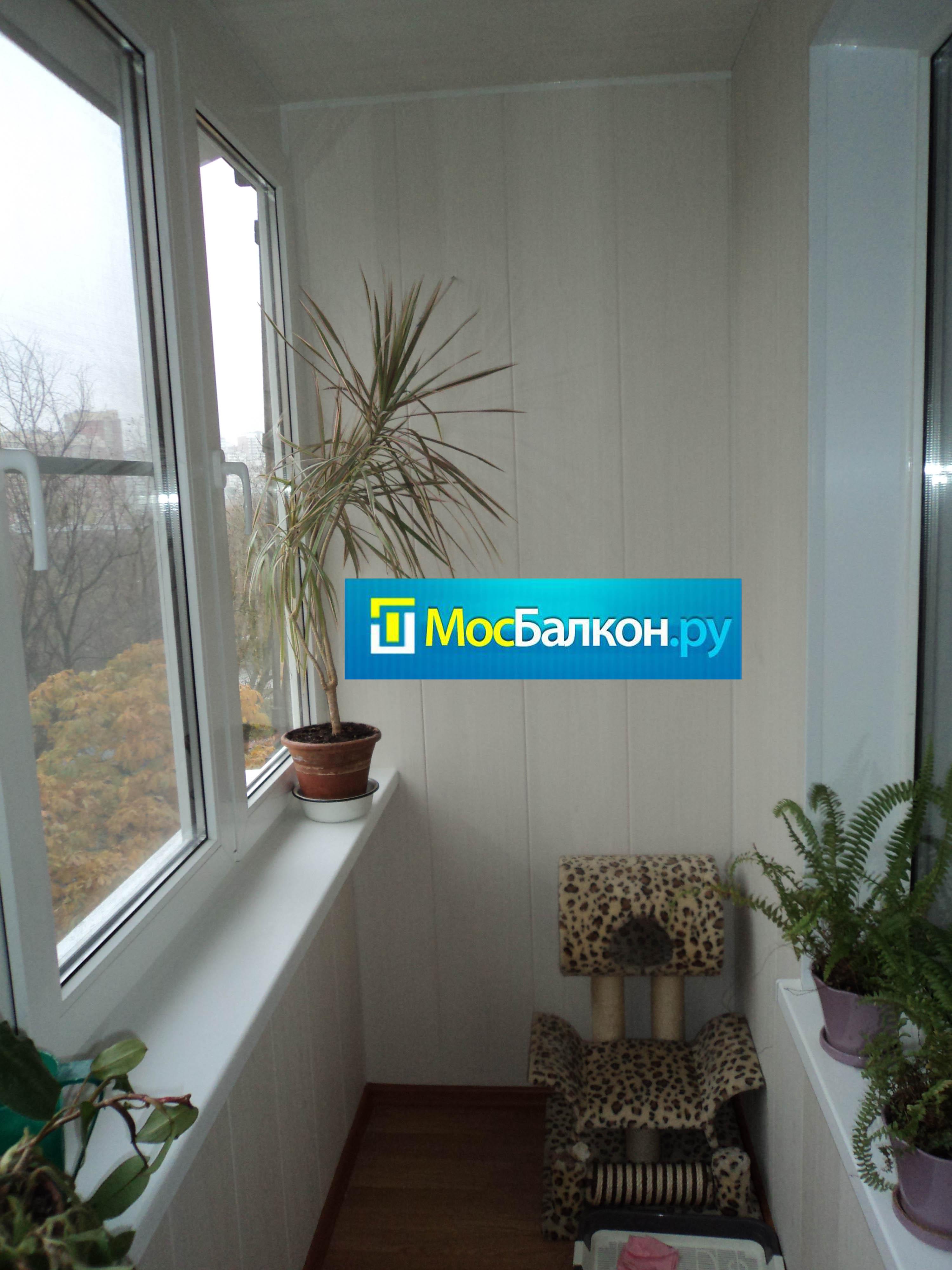 Остекление балконов, отделка и утепление лоджий в мытищах мо.