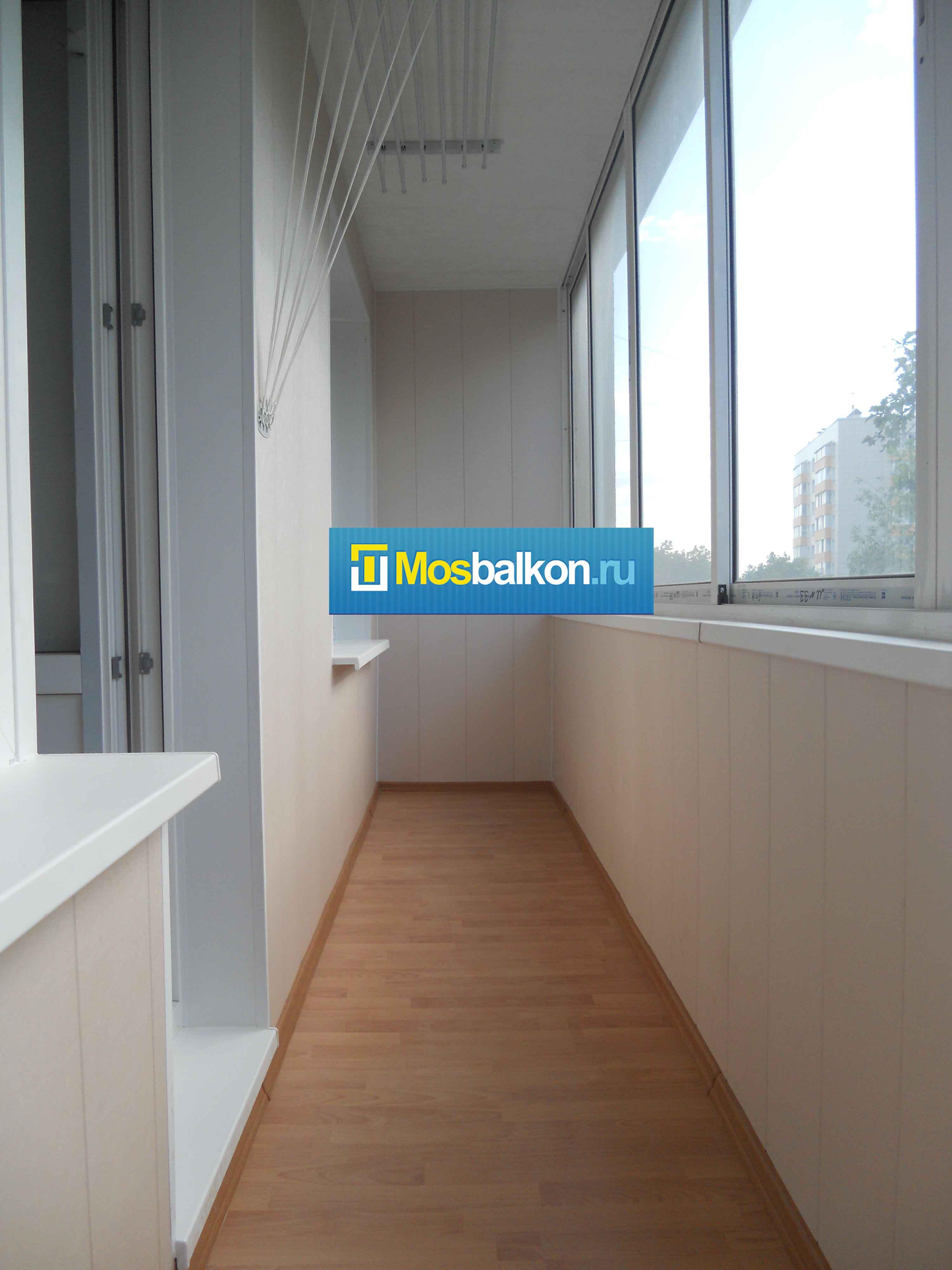 Стоимость квадратного метра остекления лоджии и балконов..