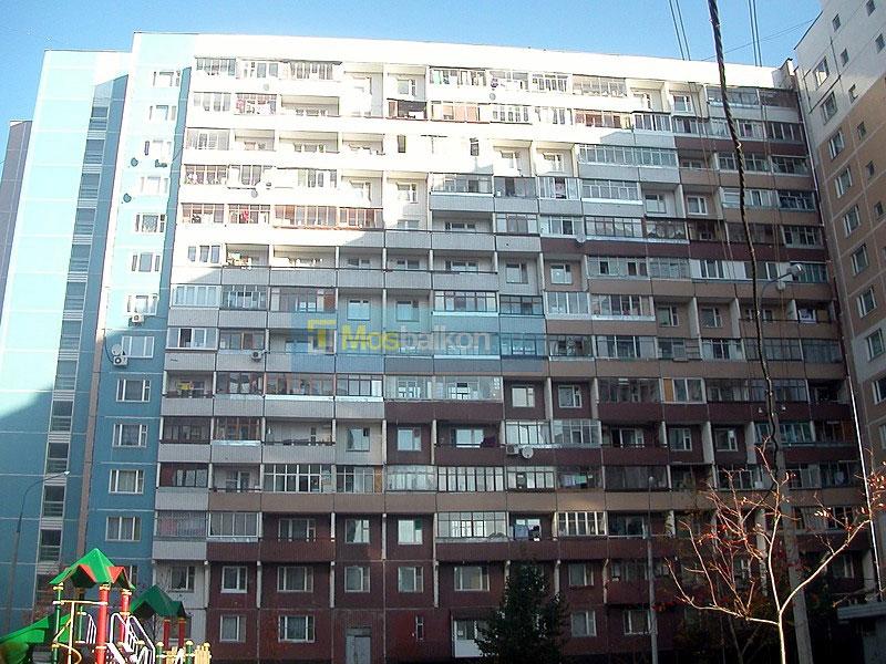 Цены на остекление лоджий в домах серии п46 мосбалкон.ру.