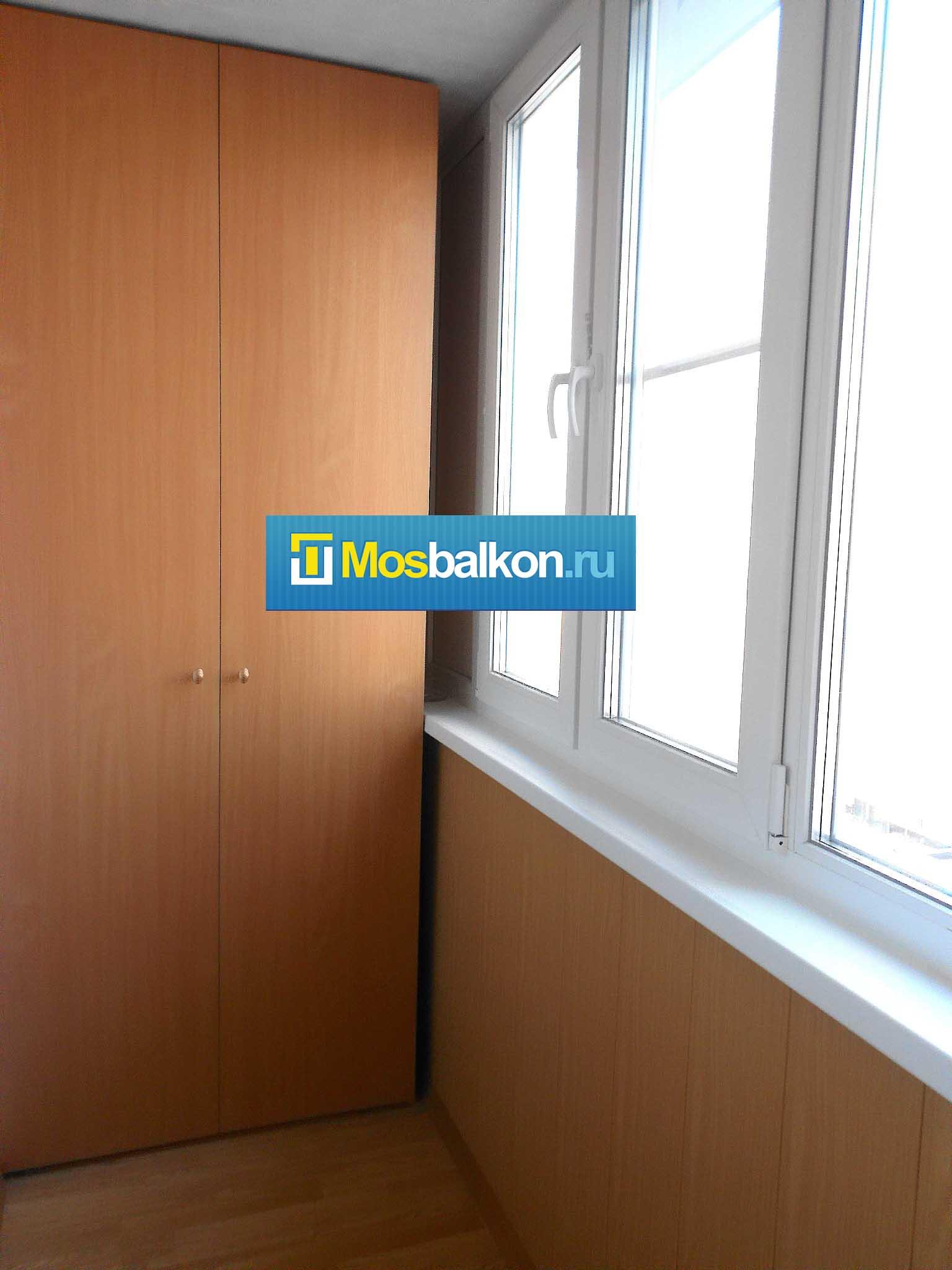 Шкаф на балкон сапожок п44т..