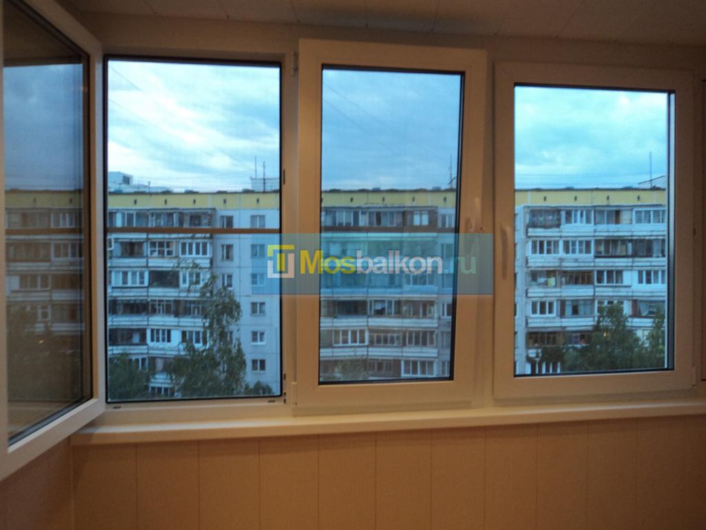 Пластиковые окна немецких фирм rehau и kbe.