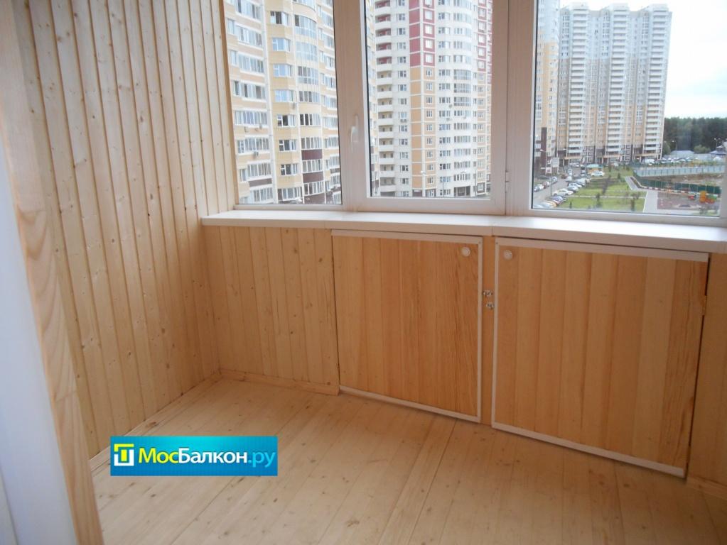 Тумба на балкон мосбалкон.ру.