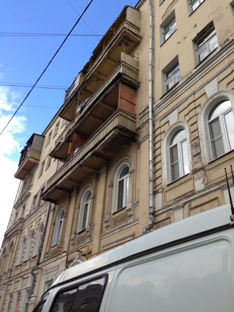 Законы регламентирующие содержание балконов и лоджий мосбалк.