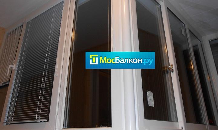Остекление балконов в хрущёвке и сталинке мосбалкон.ру.
