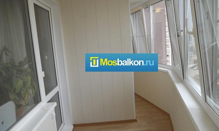 Мосбалкон.ру - профессиональное остекление, отделка и ремонт.