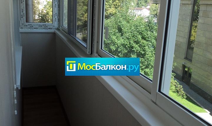 Остекление балконов и лоджий, остеклить балкон недорого мосб.